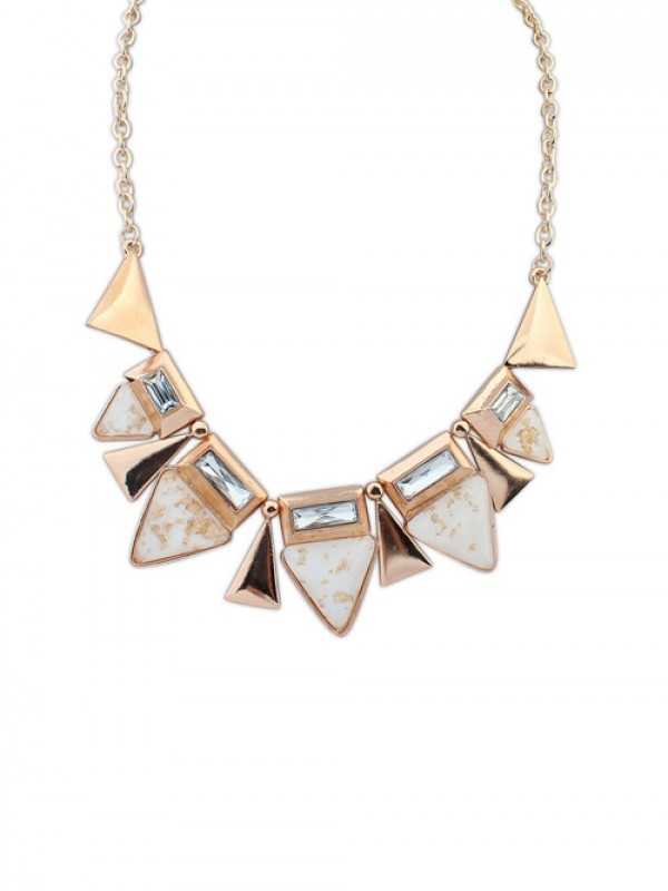 OL Stile Geometria Triangle Collane